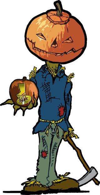 Pumpkin Paul