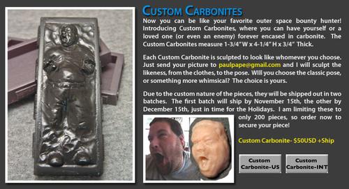 Custom Carbonite