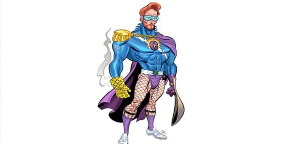 Conan_superhero
